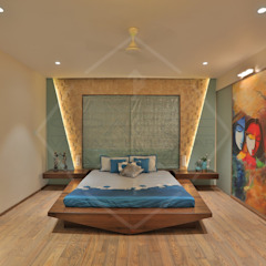 by SPACCE INTERIORS Asian