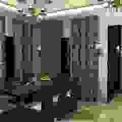 Shakib Villa Interior Classic style dining room by Gurooji Designs Classic