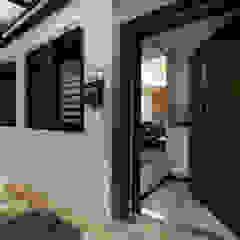 de 弘悅國際室內裝修有限公司 Asiático Concreto