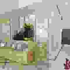 Luxury Antonovich Design Modern Living Room