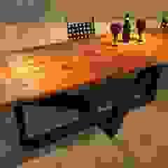 Art-Loft 餐廳桌子 木頭 Wood effect