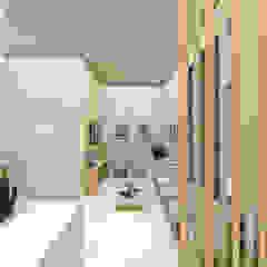 من Gabriela A Arévalo - Arquitetura Urbanismo e Interiores حداثي
