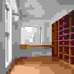 Scandinavian style study/office by 株式会社小木野貴光アトリエ 級建築士事務所 Scandinavian