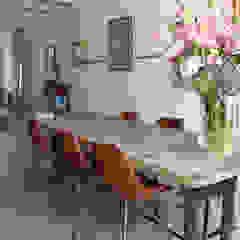 Verbouw monumentale woning Eclectische eetkamers van studio architecture Eclectisch Hout Hout