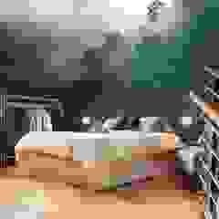 NIGHT IN THE FOG Pixers Спальня
