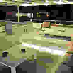 Casa de Playa NB Balcones y terrazas modernos de DMS Arquitectas Moderno