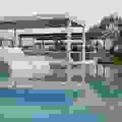 Casa de Playa NB de DMS Arquitectas Moderno