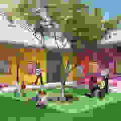 Kunst Architecture & Interiors Jardines de estilo moderno