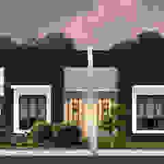 Artomoro Residences Rumah Modern Oleh Axis Citra Pama Modern Batu Bata