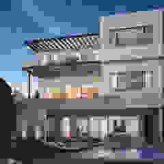 Rousseau Arquitectos Modern pool White