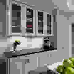 Washington DC Capitol Hill Design Build Kitchen Renovation BOWA - Design Build Experts Kitchen Grey