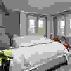 Luxury Kalorama Condo Renovation in Washington DC BOWA - Design Build Experts Minimalist bedroom