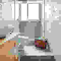 Poblenou in 3 acts Industrial style bathrooms by Egue y Seta Industrial
