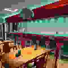 Diseño de restaurant Retro Gastronomía de estilo ecléctico de Diseño de Locales Ecléctico