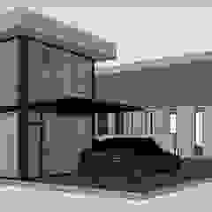 คาร์แคร์ Style Loft โดย คิดดีเดคคอร์ แอนด์ ดีไซน์ จำกัด โมเดิร์น
