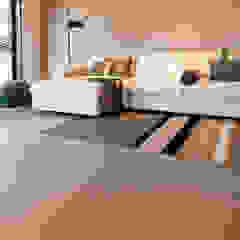 Salas modernas de Ode aan de Vloer Moderno Plástico
