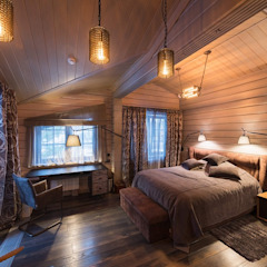 Classic style bedroom by GOOD WOOD Classic