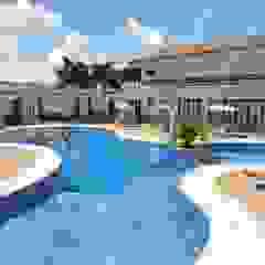 Hotel por Josimar Rodrigues Arquitetura &Urbanismo Colonial Cerâmica
