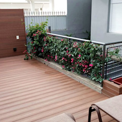 by Ecopex Rustic Wood-Plastic Composite