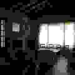 casa rural Salones rurales de Arq Andrea Mei - C O M E I - Rural