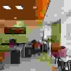 Cabins/Cubicle by Studio - Architect Rajesh Patel Consultants P. Ltd Modern