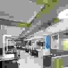 Office Spaces Studio - Architect Rajesh Patel Consultants P. Ltd Commercial Spaces