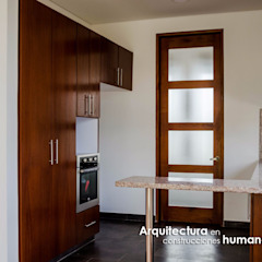 by DG ARQUITECTURA COLOMBIA Modern Wood Wood effect