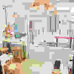 Two Cents Studio Kantor & Toko Gaya Skandinavia Oleh The GoodWood Interior Design Skandinavia