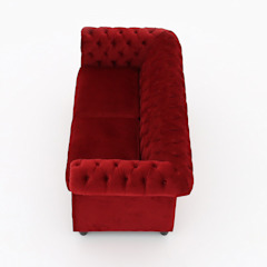 Chesterfield.com Living roomSofas & armchairs Red