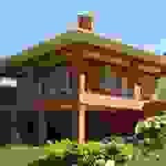 Casa de fazenda AS por SERARTE ENGENHARIA Clássico