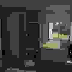 Vivienda MB Dormitorios eclécticos de Gastón Blanco Arquitecto Ecléctico