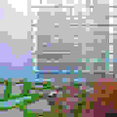 Steel Study House I van Archipelontwerpers Modern Aluminium / Zink
