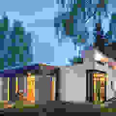 Flexibele paswoningen 'Het Dorp' van Archipelontwerpers Modern