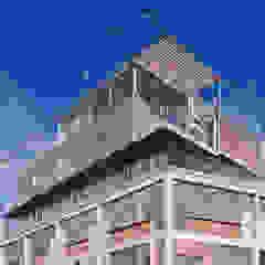 Penthouse Nautilus - Scheveningse Haven van Archipelontwerpers Industrieel IJzer / Staal