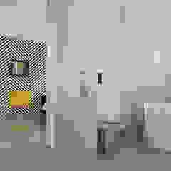 Penthouse Nautilus - Scheveningse Haven Industriële badkamers van Archipelontwerpers Industrieel