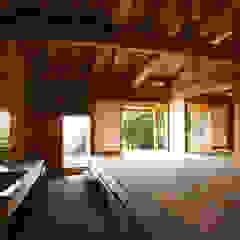 木造伝統構法の日本家屋「鴨川の家」 の 木造伝統構法 惺々舎 カントリー