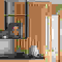 無印生活 劉宅 根據 御見設計企業有限公司 簡約風 木頭 Wood effect