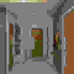 Aziatische gangen, hallen & trappenhuizen van shree lalitha consultants Aziatisch Multiplex