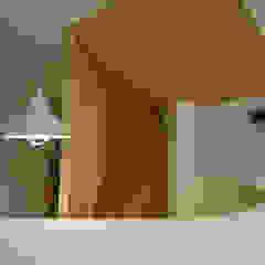 Staircase Design Minimalistische Bürogebäude von CUBEArchitects Minimalistisch