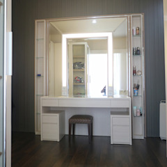 Dormitorios de estilo moderno de BB Studio Designs Moderno