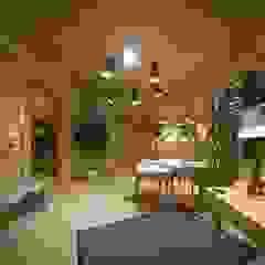 Atelier Espaços comerciais eclécticos por Marta Gonzaga, Interior Design Eclético