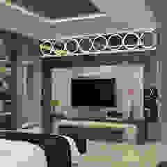 Master Bedroom Kamar Tidur Modern Oleh AIRE INTERIOR Modern