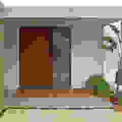 por AD+ arquitectura Moderno Madeira Efeito de madeira