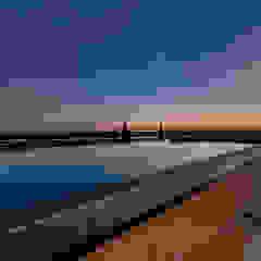 Luxuosa Propriedade no Algarve - Luxury Property in the Algarve Piscinas rústicas por Ivo Santos Multimédia Rústico