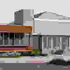 Colégio Xavier Escolas ecléticas por VERRONI arquitetos associados Eclético