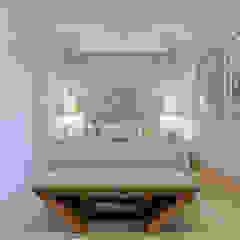 Casa EM Quartos clássicos por Charis Guernieri Arquitetura Clássico