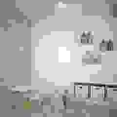 OES architekci Modern nursery/kids room Copper/Bronze/Brass Amber/Gold