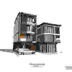บ้าน คุณ วิภาภรณ์ โดย Identity Design & Architecture Part.,Ltd มินิมัล