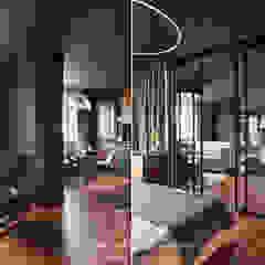 Apartment on Filimonova street Minsk Modern Bedroom by Unique Design Company Modern