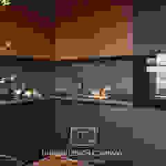 Apartment on Filimonova street Minsk Modern Kitchen by Unique Design Company Modern